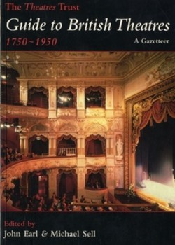 2001 guide to british theatres small publication