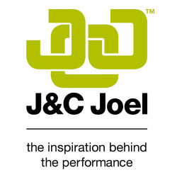 J c joel portrait logo medium square