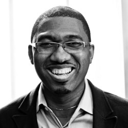 Kwame kwei armah head shot   waiting comment square