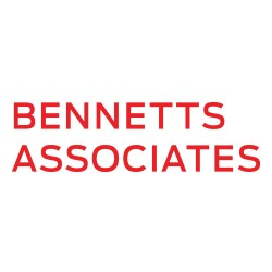 Bennettsassociates logo red square