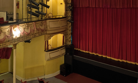 Theatre Royal Margate interior, 2017