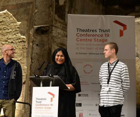 Theatre's trust conference 19 %28167%29 overview